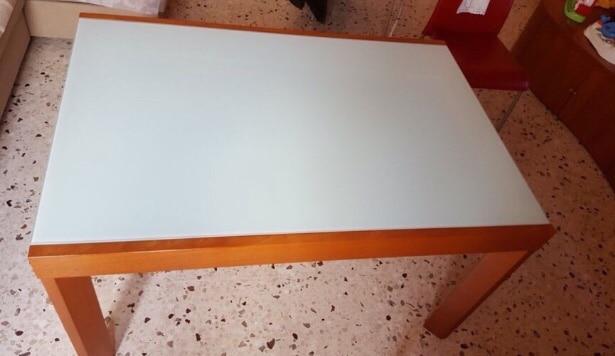 Tavolo e sedie marca calligaris
