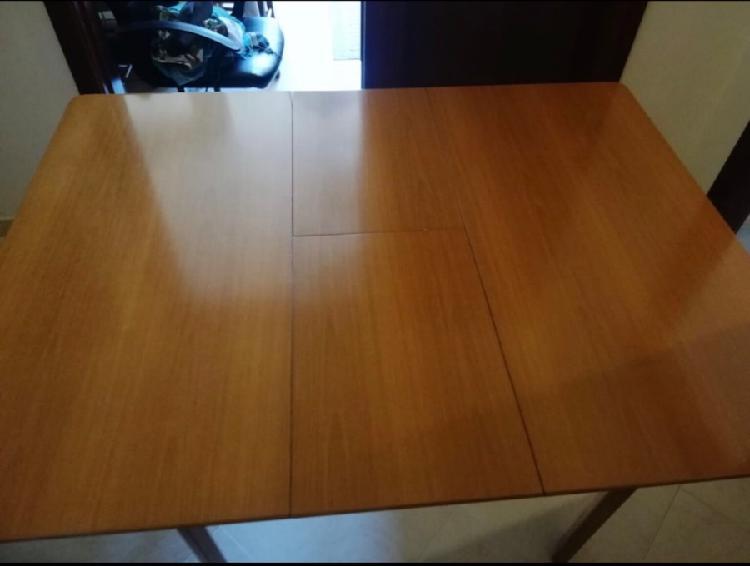 Tavolo faggio massello + sedie