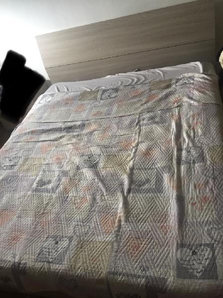 Vendo letto contenitore matrimoniale