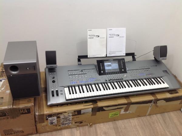 Yamaha tyros 5