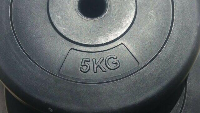 2 coppie di pesi più bilanciere