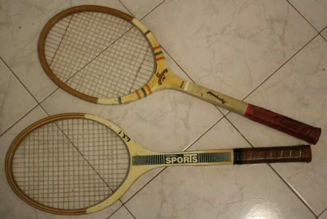 2 racchette tennis general sport super special