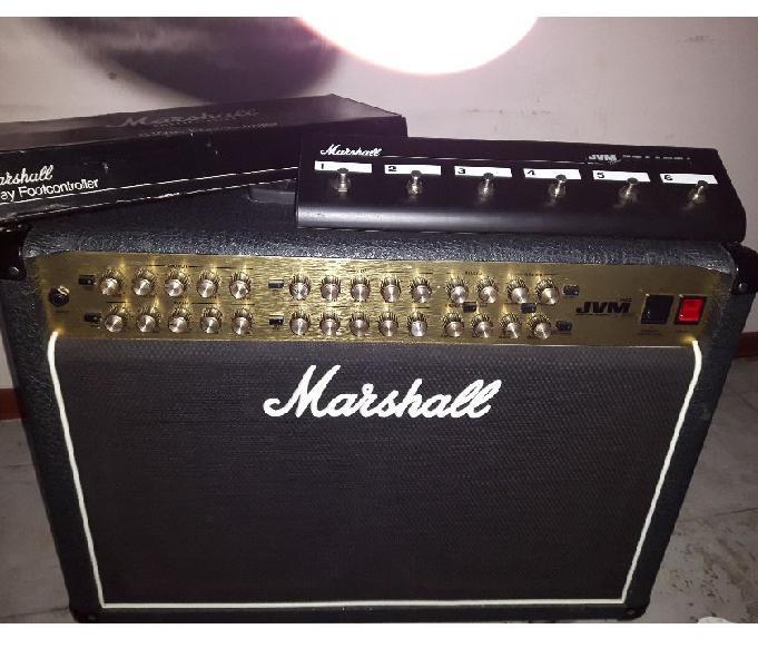 Amplificatore valvolare marshall jvm 410 c