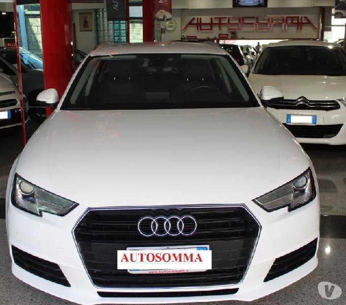 Audi a4 avant 2.0 tdi 122 cv s tronic design navigatore