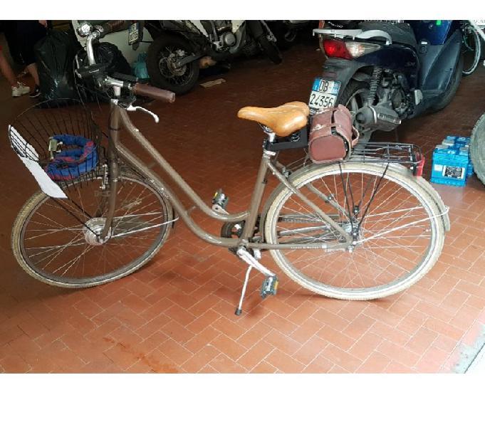 Bici da donna con pedalata assistita promovec breeze