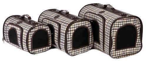 Borsa trasportino per cani gatto 20 x35 x 25cm
