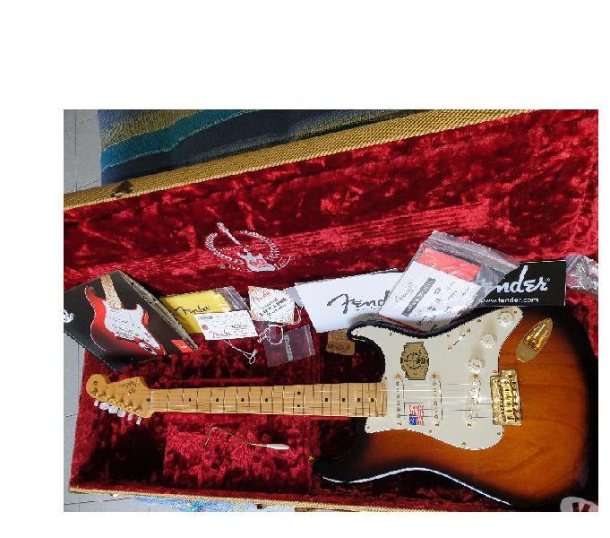 Chitarra fender stratocaster 60th anniversary usa
