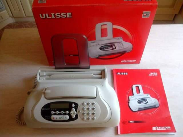Fax Ulisse telecom