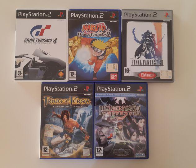 Giochi vari PS2