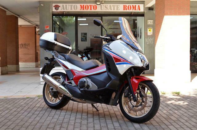 Honda integra 750 s abs dct