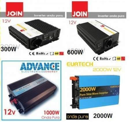 Inverter 12v 300w