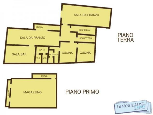 Immobile di 500 m² con più di 5 locali in vendita a san