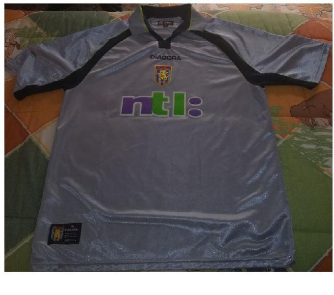 Maglia da collezione: Aston Villa 20012002
