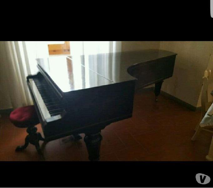 Pianoforte antico a coda hofbauer austriaco