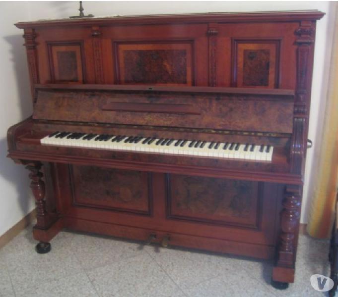 Pianoforte verticale marca krauss stuttgart