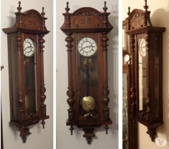 Regolatore orologio da parete con suoneria ore e mezze = rev