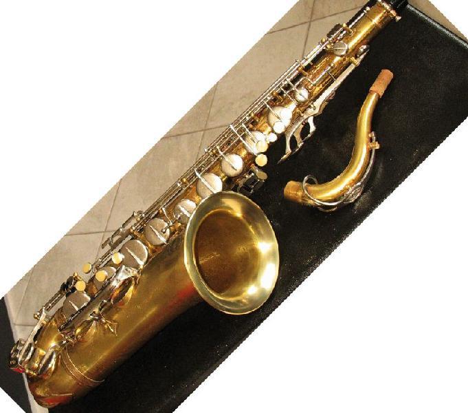 Sax tenore grassi professional vintage anni '80 (garanzia)