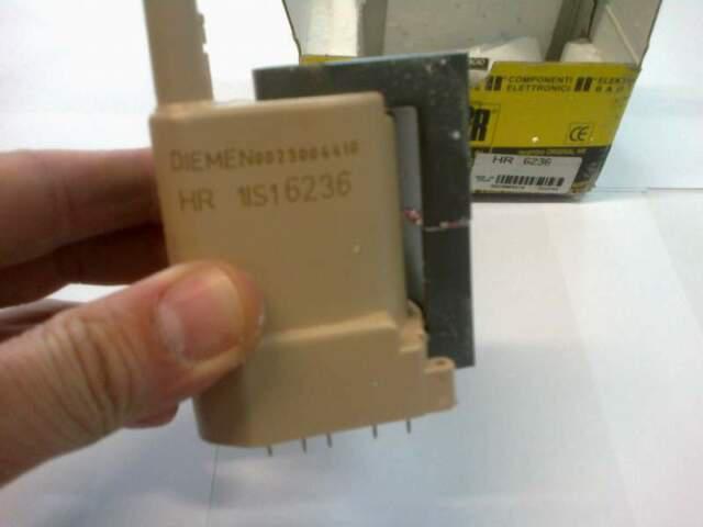 Trasformatore di riga hr 6236