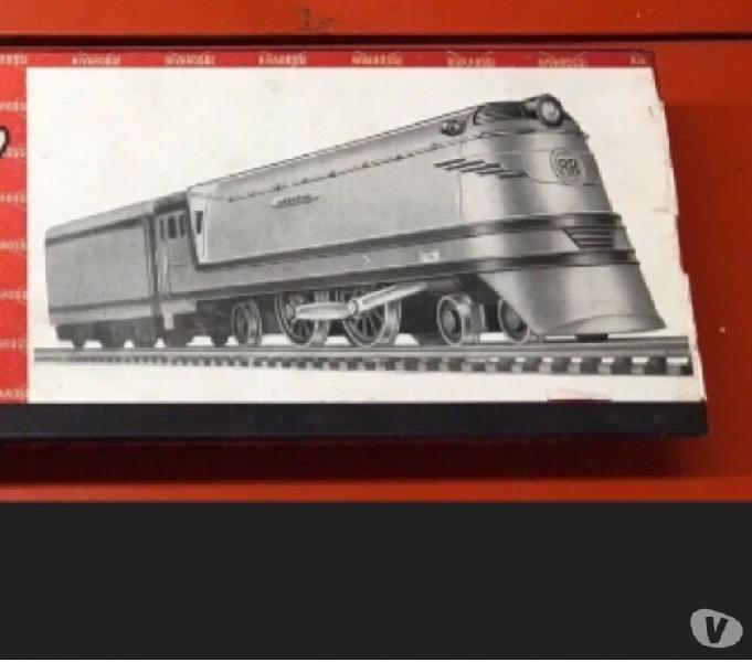 Trenini elettrici e modellini auto