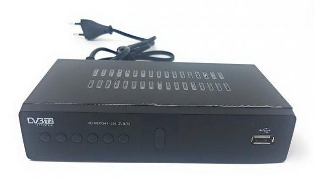Vendo Decoder DVB-T2 marchio YOUIT (NUOVO)