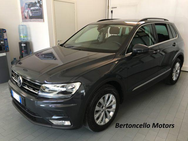 Volkswagen tiguan 1.4 tsi style bluemotion technology in