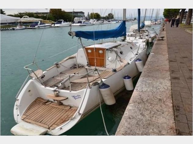 barca a vela Cecco 8 anno1999 lunghezza mt8