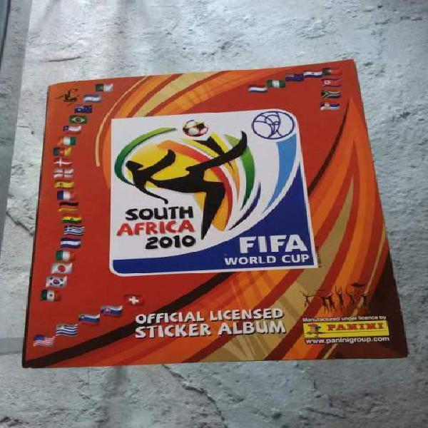Album calciatori south africa 2010 completo