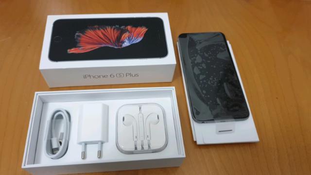 Apple iphone 6s plus 32gb nuovo garanzia e scontrino
