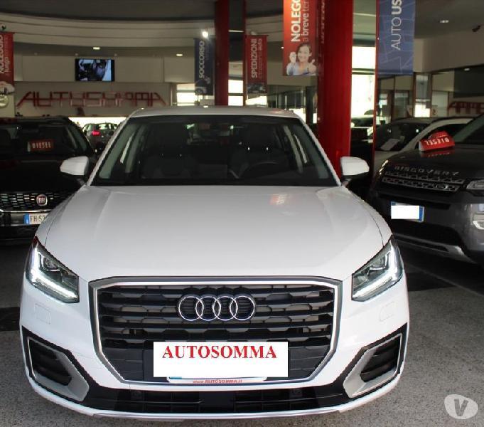 Audi q2 1.6 tdi s tronic 115 cv business fari xenon