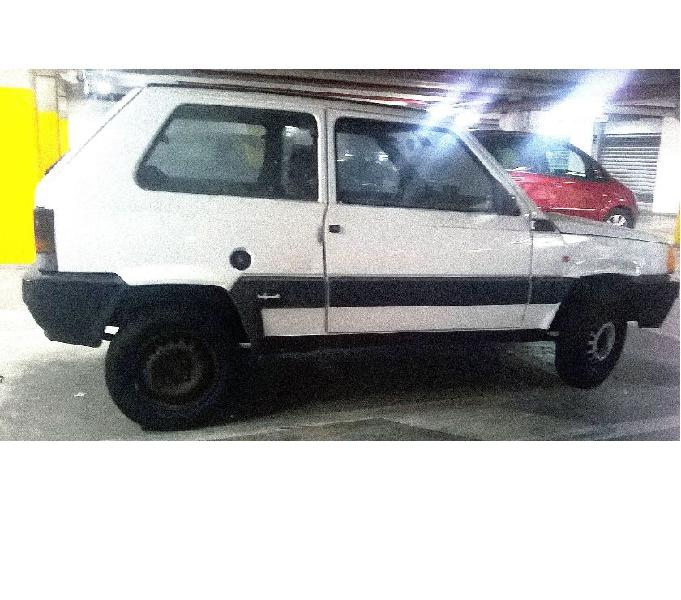 Fiat panda 4x4 sisley 1987,esemplare con aria condizionata