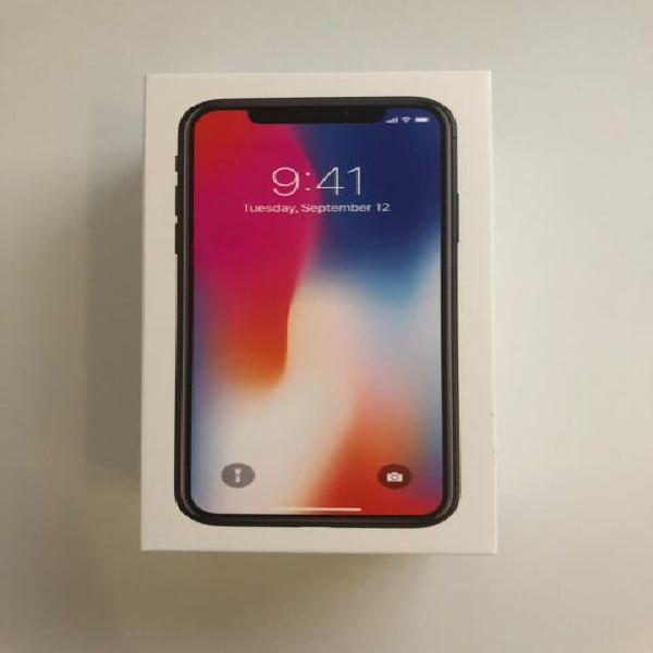 Iphone x 256gb grigio siderale
