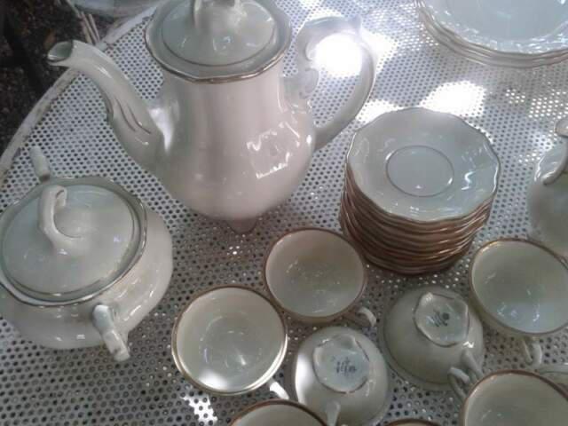 Koenigszelt germany ceramica servizio caffe' pezzi n.33