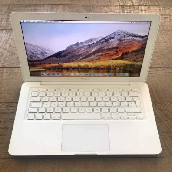 "Macbook 13"" white mid 2010"