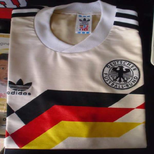 Maglia germania ovest campione del mondo 1990 adidas