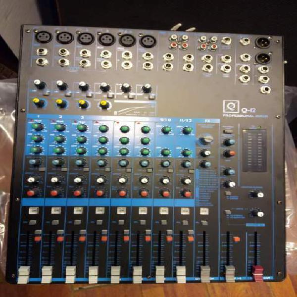 Mixer oqan q-12