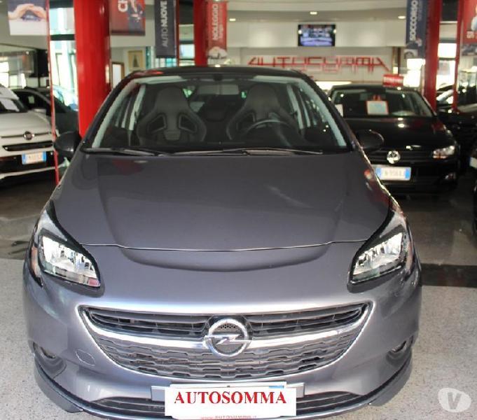 Opel corsa 1.4 turbo 150 cv 3 porte opc line