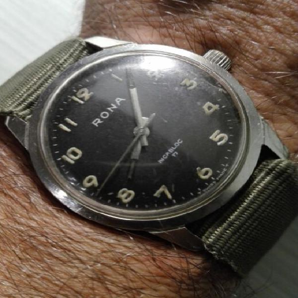 Orologio militare rona vintage