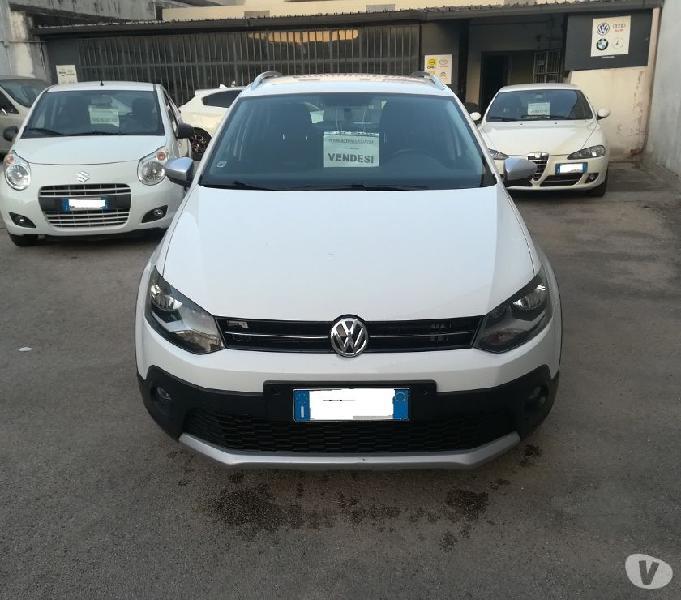 Volkswagen polo cross 1400 tdi 90cv euro 6