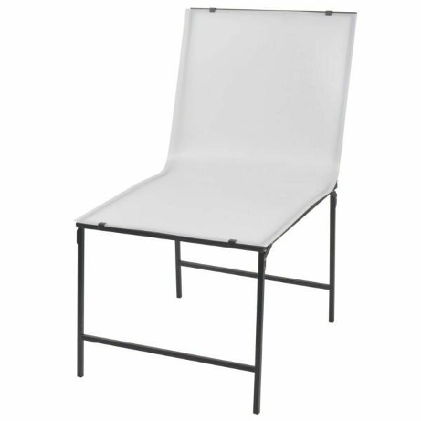 Vidaxl tavolo pieghevole per servizi fotografici 61x110 cm