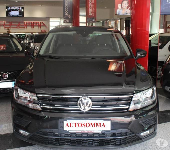 Volkswagen tiguan 1.6 tdi 115 cv business bluemotion