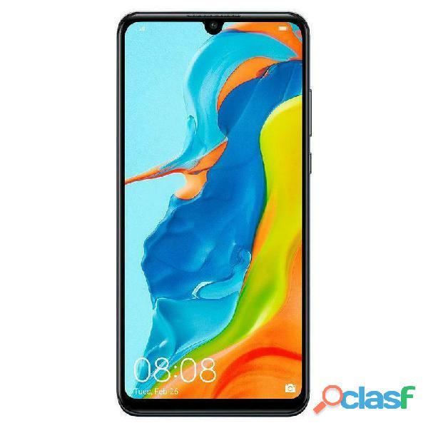 Smartphone telefono huawei p30 lite 4g 128gb dual sim nero black