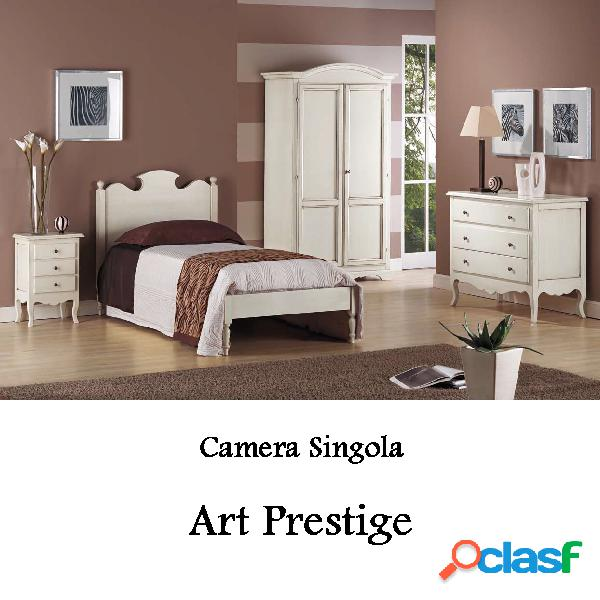 Camera singola art prestige
