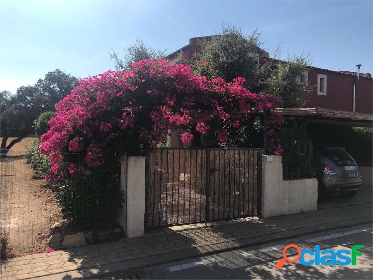 Appartamento piano terra con giardino