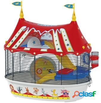 Ferplast gabbia per criceti circus fun