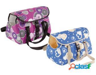 Ferplast milu'' small borsa in tessuto per cani di piccola taglia