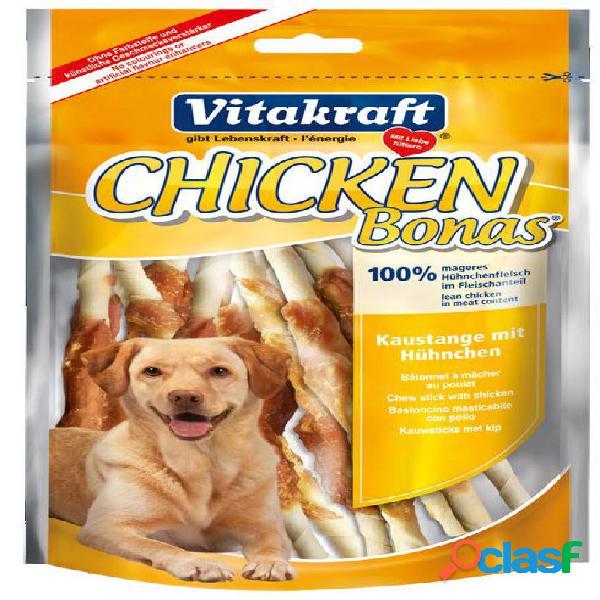 Vitakraft bonas bastoncini con carne di pollo gr 80
