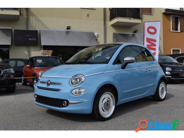 Fiat 500 cabrio benzina in vendita a verona (verona)
