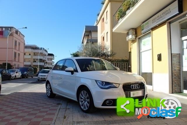 Audi a1 sportback diesel in vendita a cagliari (cagliari)