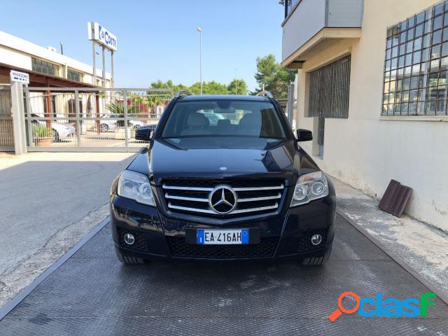 Mercedes classe glk diesel in vendita a francavilla fontana (brindisi)