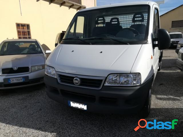 Fiat ducato 15 cassone fisso diesel in vendita a ro (ferrara)